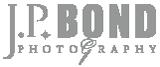 JP Bond photography logo.